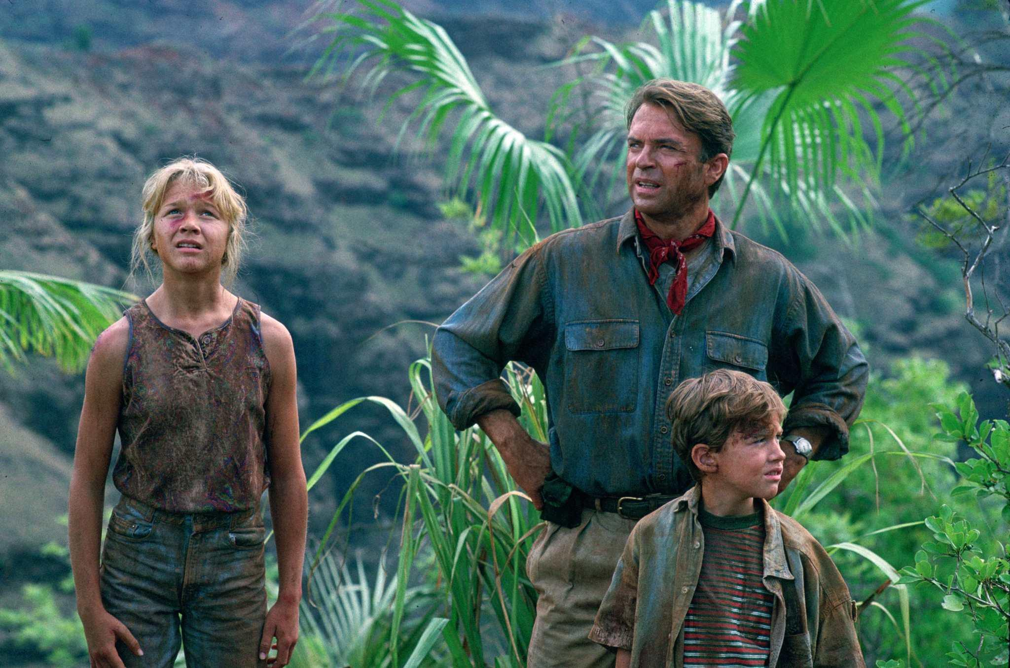 Sam Neill can survive anything.