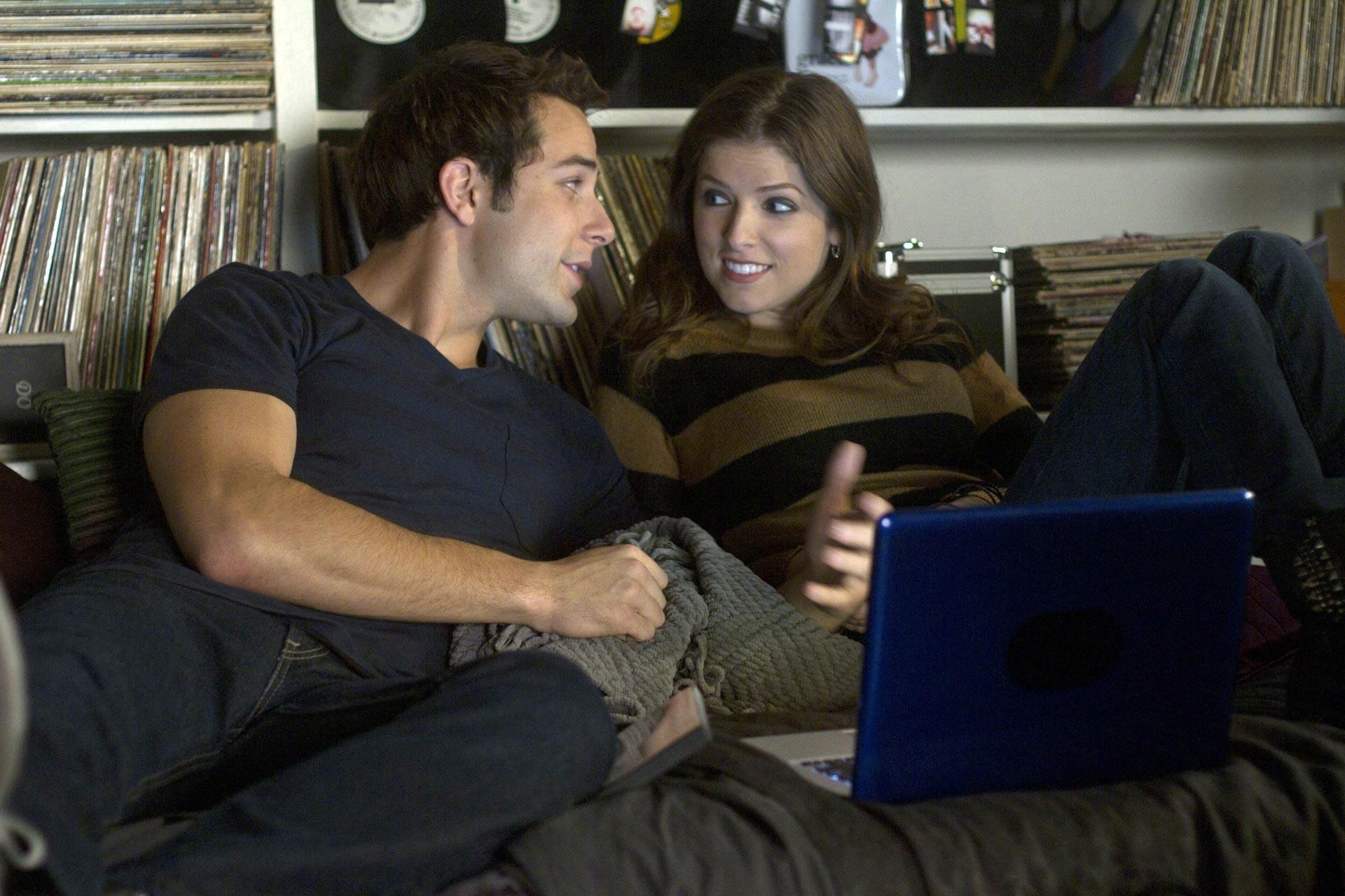 Jesse and Beca